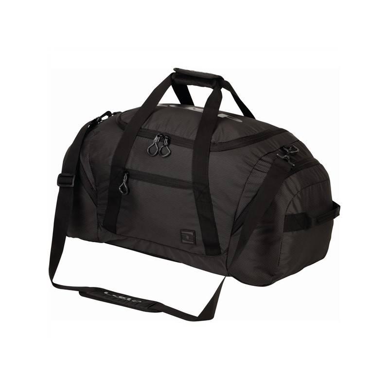 b640f0e43e Taška cestovná Loap Juney 50L čierna sivá