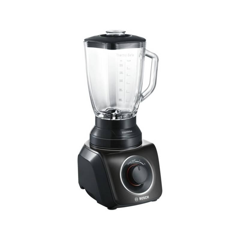 Stolný mixér Bosch SilentMixx MMB42G0B čierny