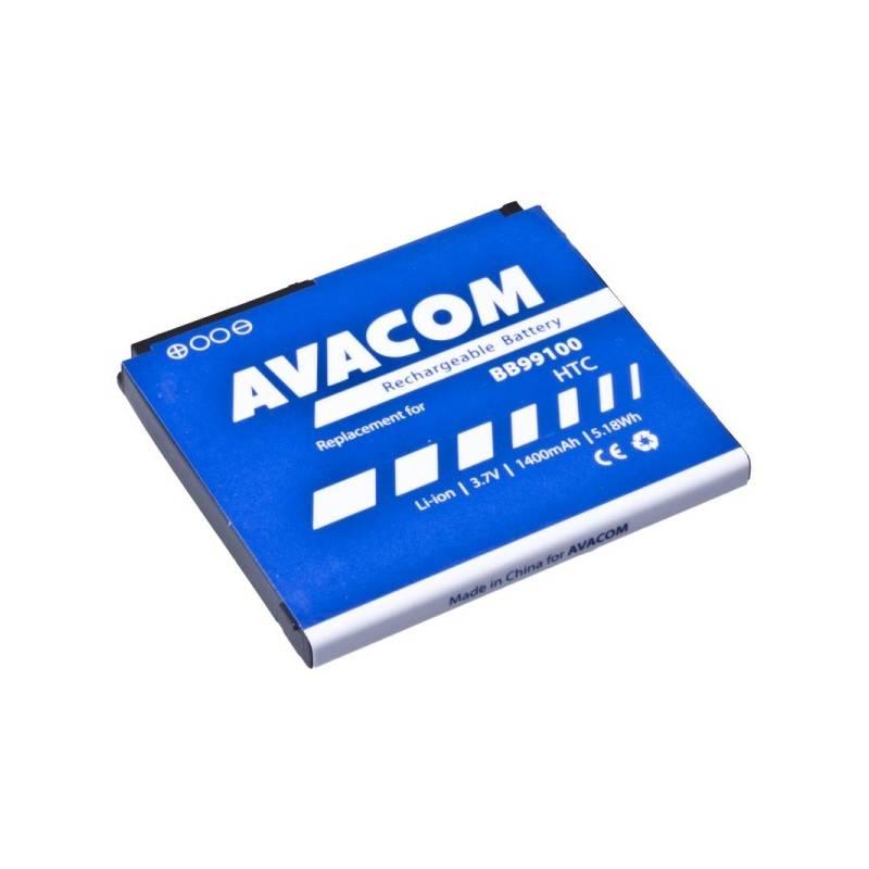Baterie Avacom pro HTC Desire, Bravo Li-Ion 3,7V 1400mAh (náhrada BB99100)