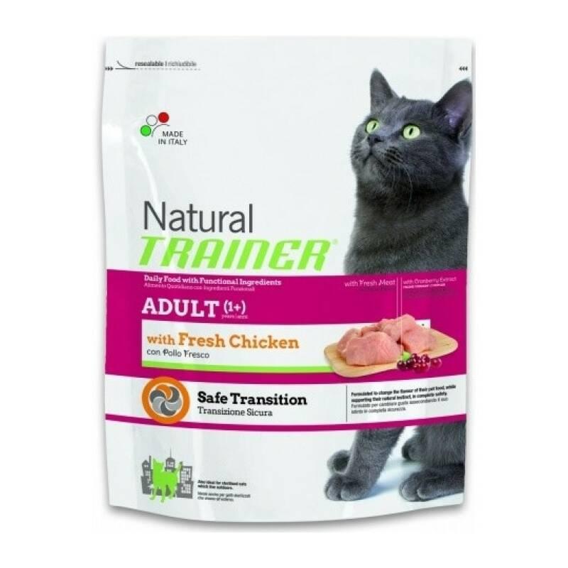 Granuly Trainer Natural Cat Adult kuřecí 1,5kg
