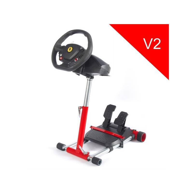 Stojan pre volant Wheel Stand Pro F458 (F458 Red) červený