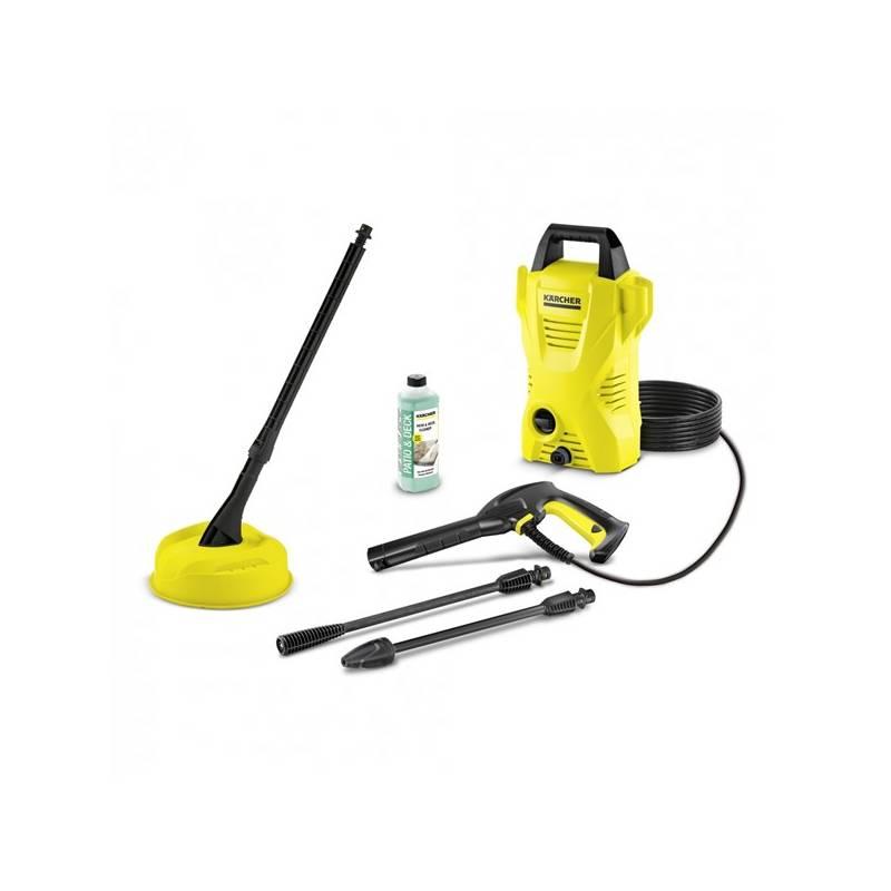 Vysokotlakový čistič Kärcher K 2 Compact Home (1.673-124.0) + Doprava zadarmo