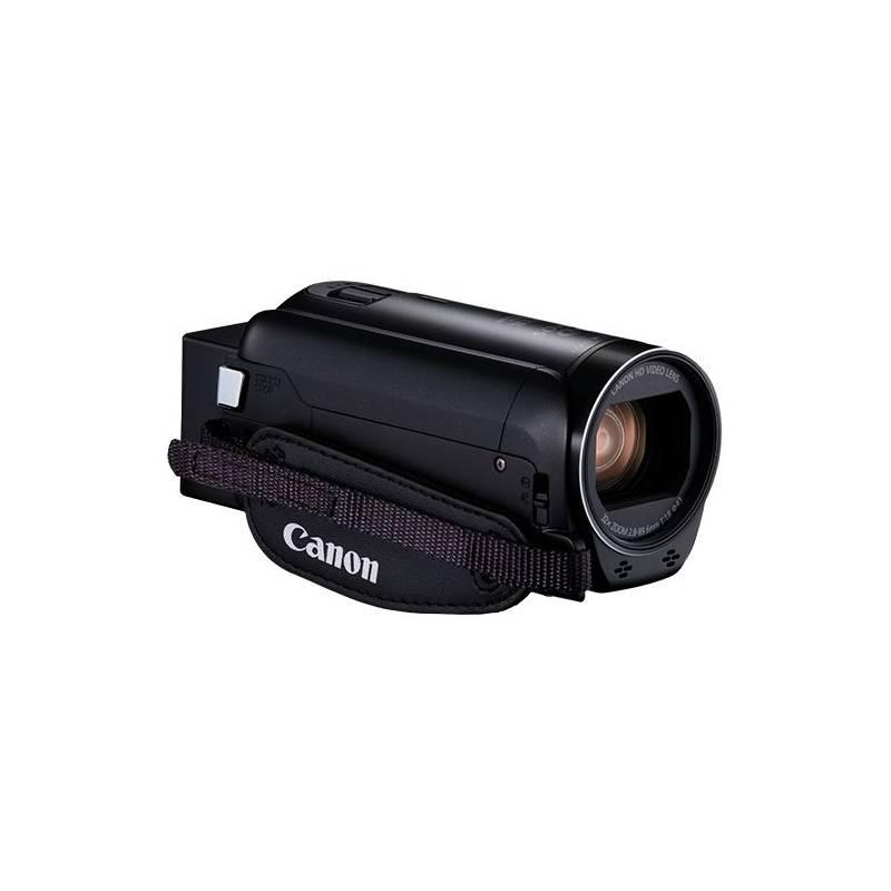 Videokamera Canon R806 Essential Kit + pouzdro + karta (1960C015) čierna + Doprava zadarmo