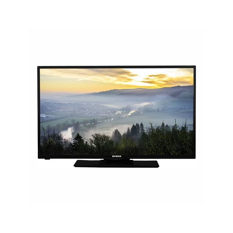 Televízor Orava SK LT-1017 čierna + Doprava zadarmo