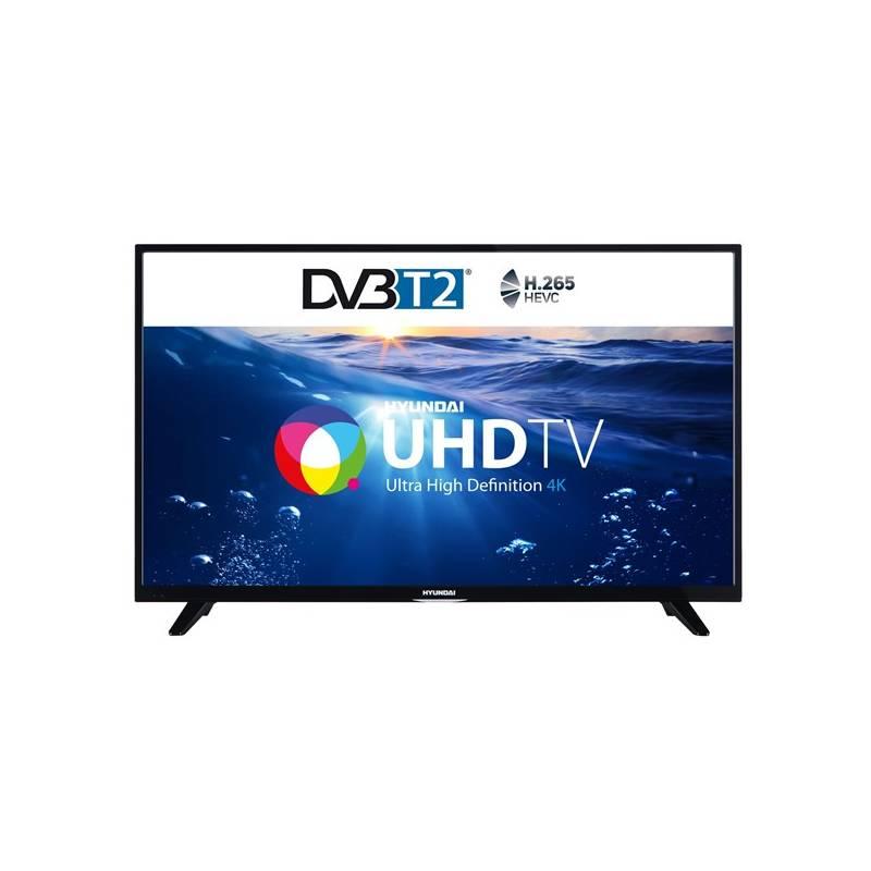 Televízor Hyundai ULV 55TS292 SMART čierna + Doprava zadarmo