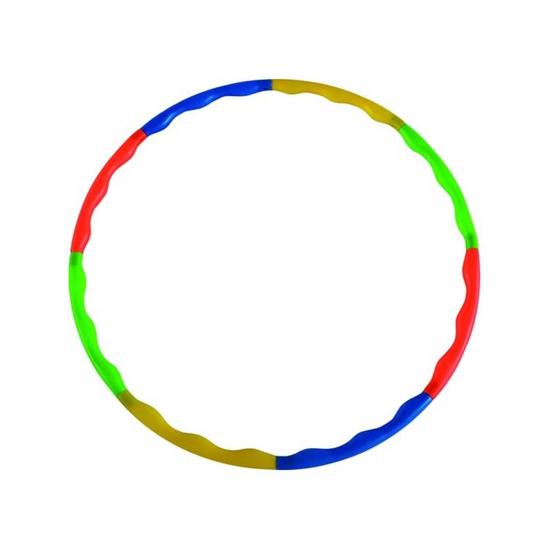 Fitness obruč Acra pr. 88cm barevná