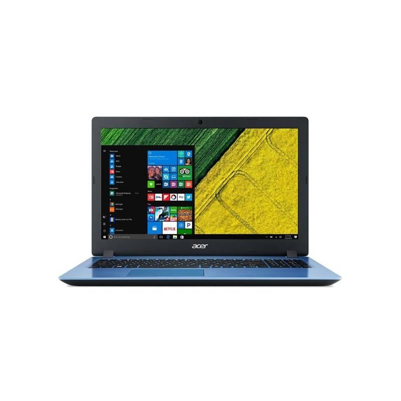 Notebook Acer Aspire 3 (A315-31-P2F1) (NX.GR4EC.001) modrý + Doprava zadarmo