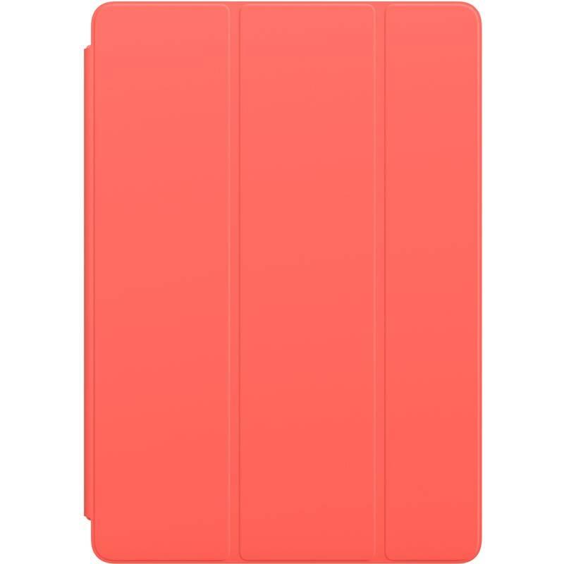 Púzdro na tablet Apple Smart Cover pre iPad (8. gen. 2020) - citrusovo ružové (MGYT3ZM/A)