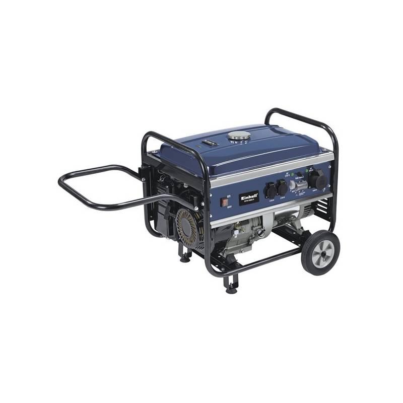 Elektrocentrála Einhell BT-PG 5500/2 D Blue + Doprava zadarmo