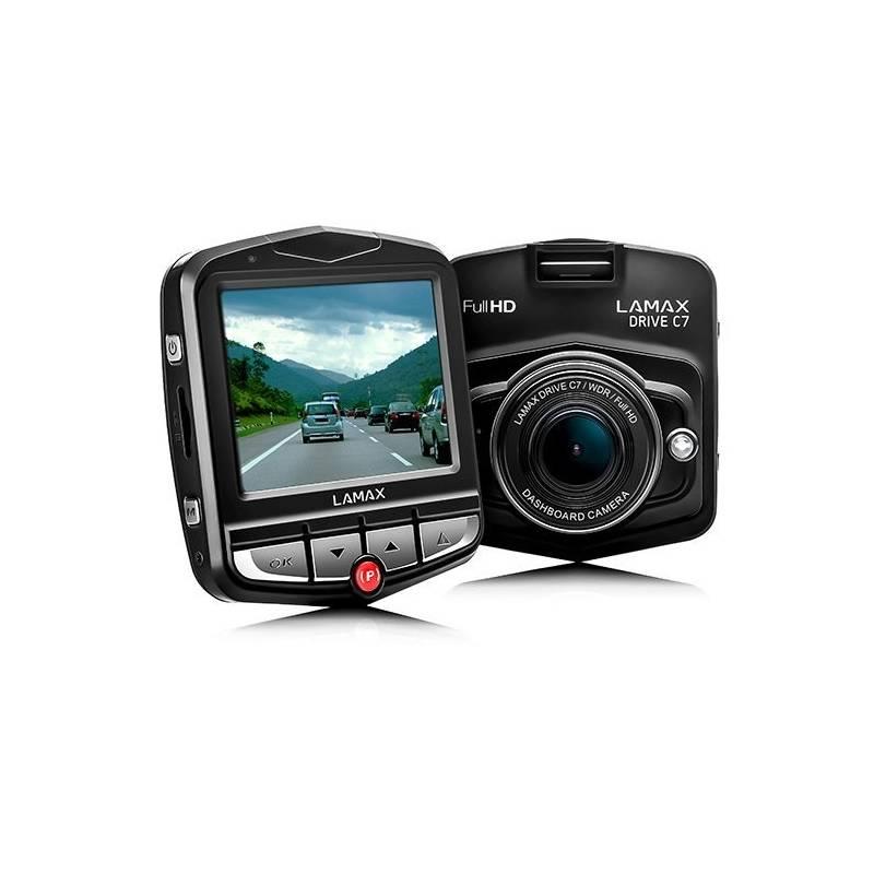 Autokamera LAMAX Drive C7 čierna