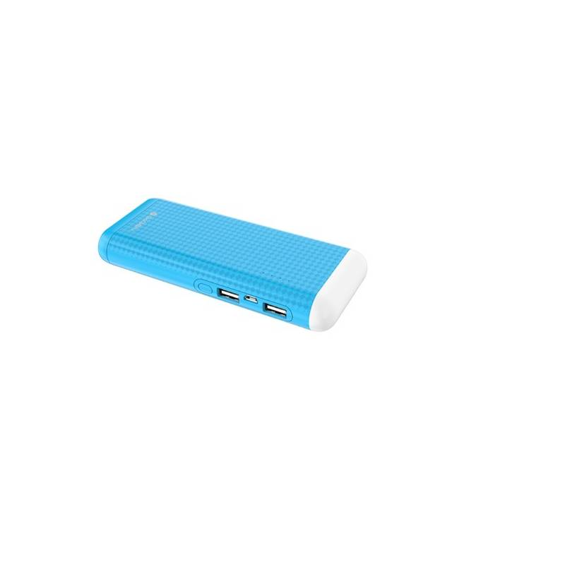 Power Bank GoGEN 12500mAh (GOGPBL125004BL) modrá