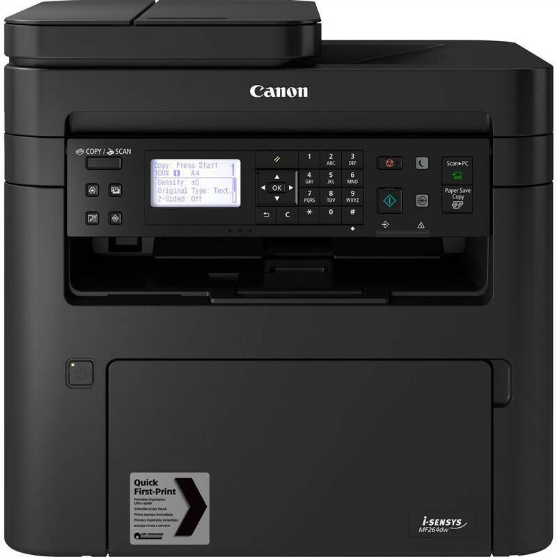 Tiskárna multifunkční Canon i-SENSYS MF264dw (2925C016)