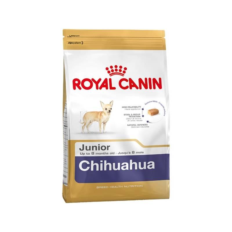 Granule Royal Canin Čivava Junior 1,5 kg