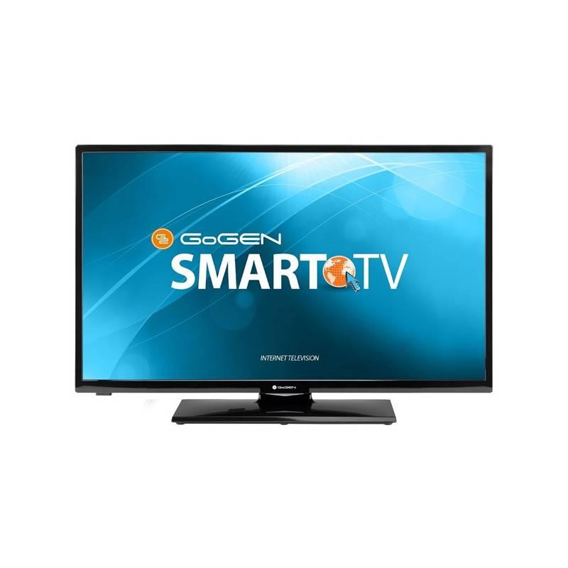 Televízor GoGEN TVH 28N450 TWEB čierna