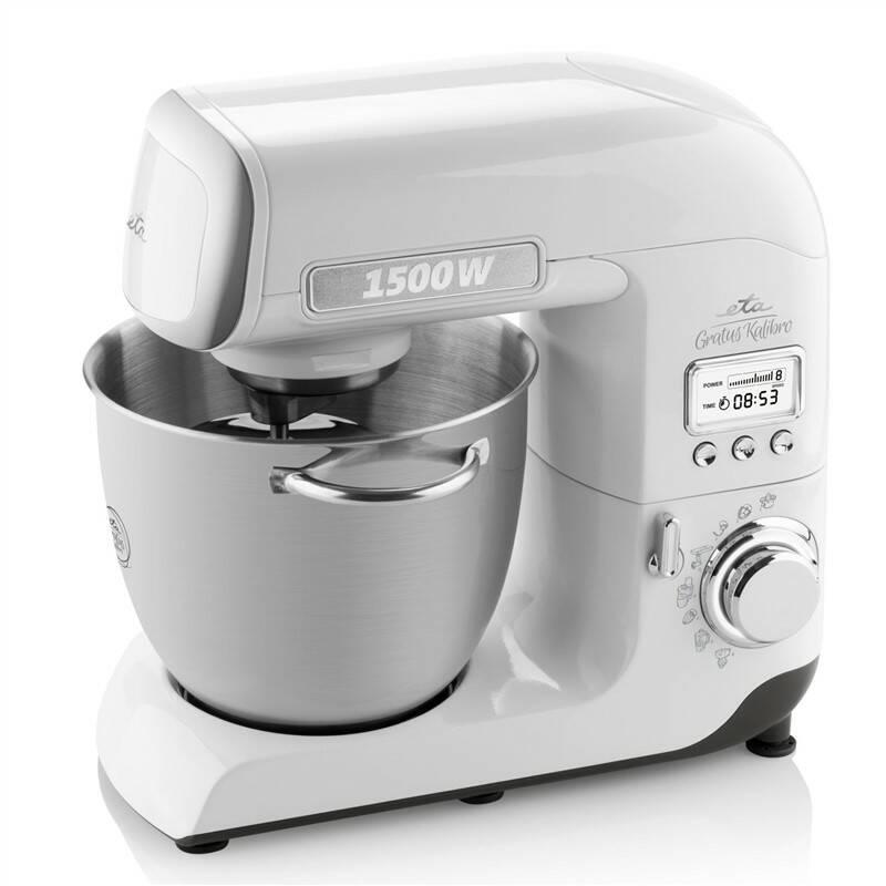 Kuchynský robot ETA Gratus Kalibro 0038 90010 biely + Doprava zadarmo