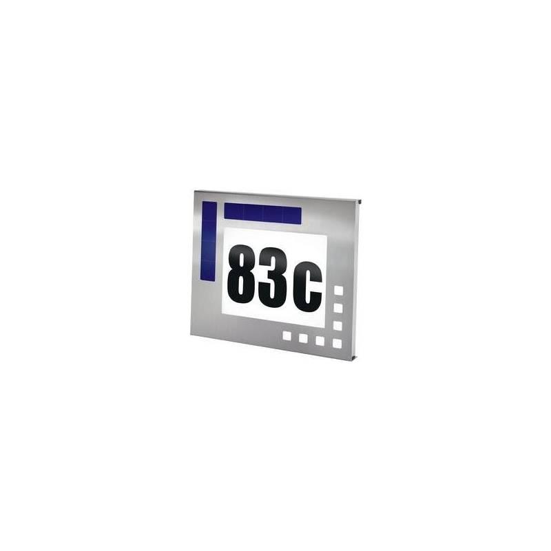 Osvětlení solární CNR Esotec nerezové LED domovního čísla + Doprava zadarmo
