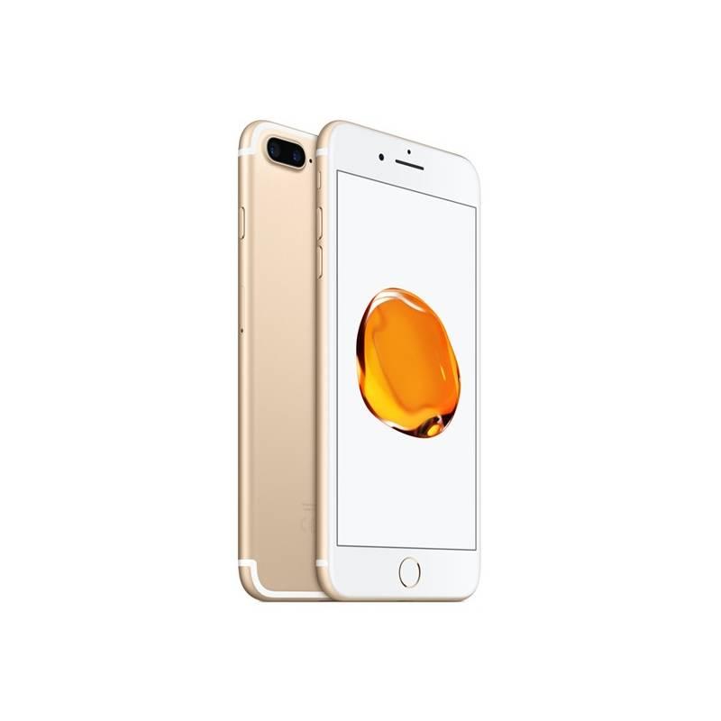 Mobilný telefón Apple iPhone 7 Plus 128 GB - Gold (MN4Q2CN/A) Software F-Secure SAFE 6 měsíců pro 3 zařízení (zdarma) + Doprava zadarmo