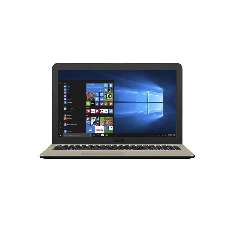 Notebook Asus X540NA-GO086T (X540NA-GO086T) čierny Software F-Secure SAFE, 3 zařízení / 6 měsíců (zdarma) + Doprava zadarmo
