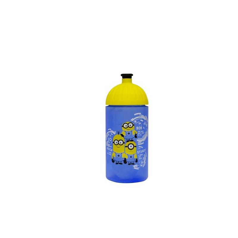 Flaška na pitie P + P Karton Minions