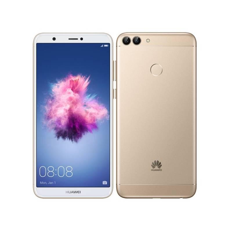 Mobilný telefón Huawei P smart Dual SIM (SP-PSMDSGOM) zlatý Software F-Secure SAFE, 3 zařízení / 6 měsíců (zdarma)Autodráha Alltoys SPECIAL 101 (zdarma) + Doprava zadarmo