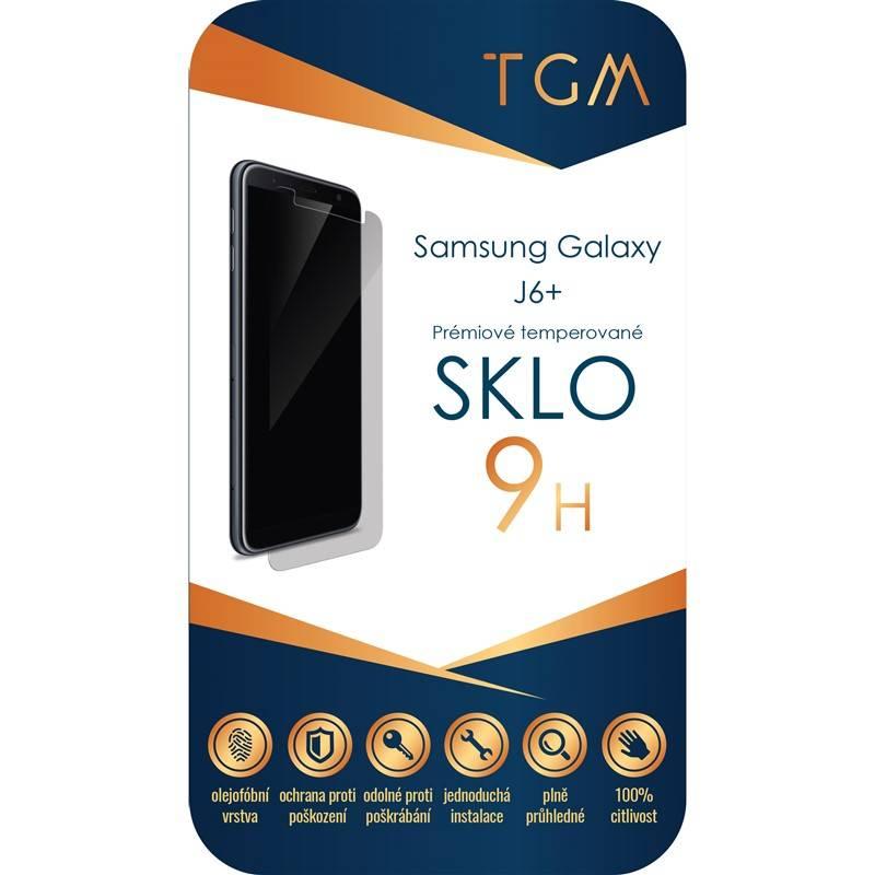 Ochranné sklo TGM pro Samsung Galaxy J6+ (TGM-SMJ6P)