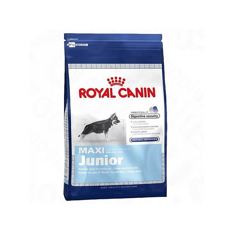 Granule Royal Canin Maxi Junior 15 kg