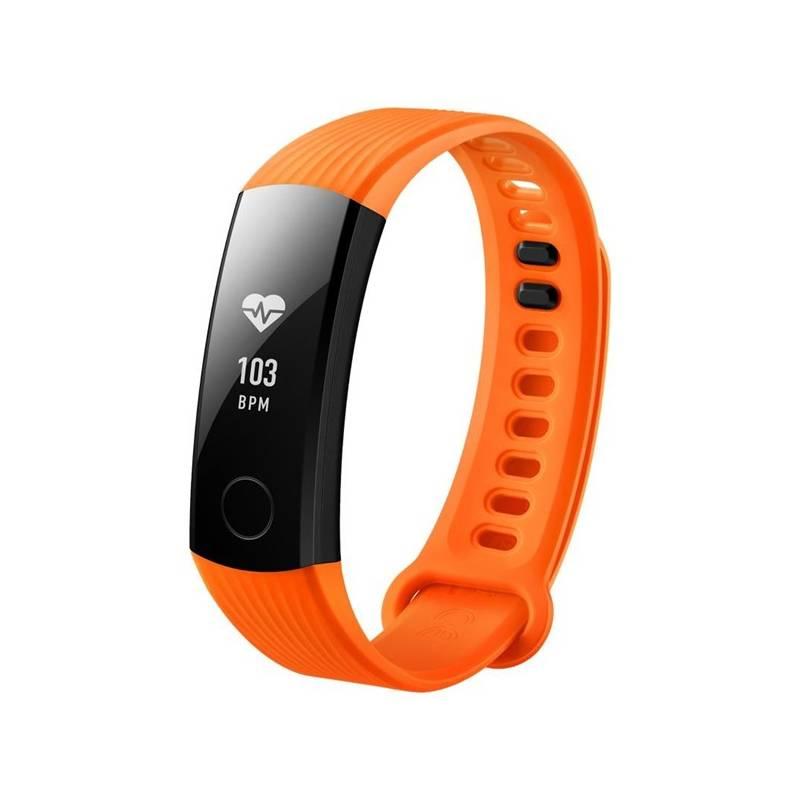 Fitness náramek Honor Band 3 (55022083) oranžový