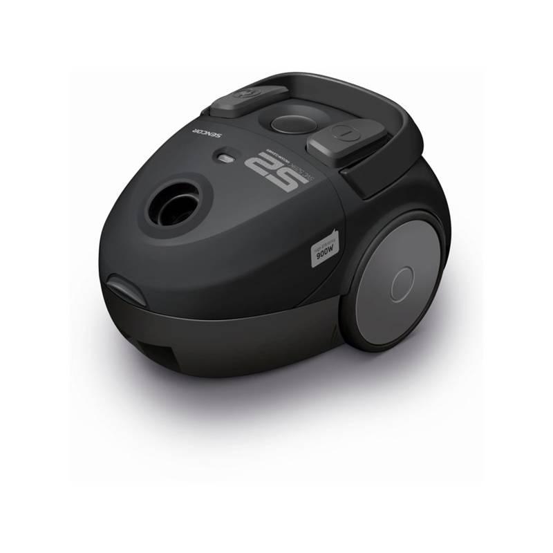 Vysávač podlahový Sencor SVC 52BK-EUE2 čierny