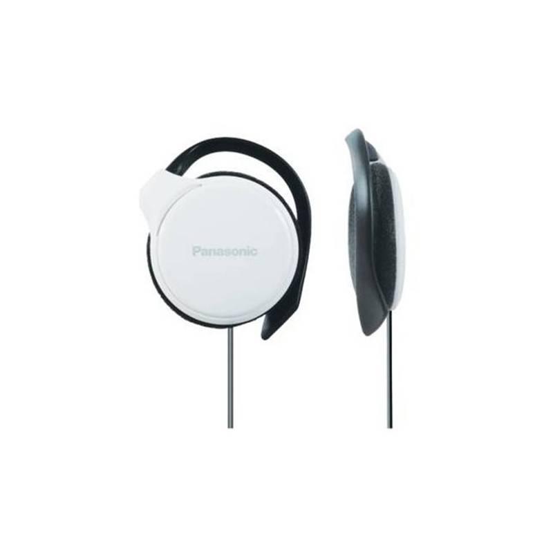 Sluchátka Panasonic RP-HS46E-W (RP-HS46E-W) bílá