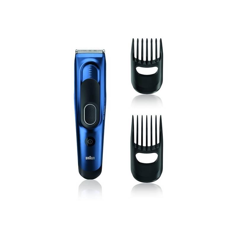 Zastrihovač vlasov Braun HC 5030 modrý + Doprava zadarmo