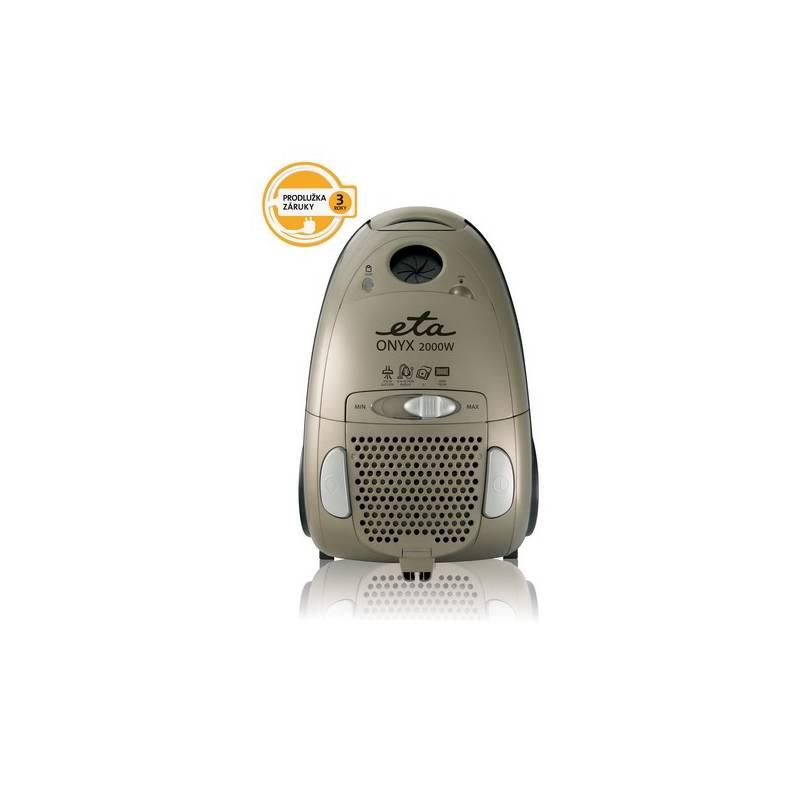 Vysavač podlahový ETA Onyx 1466 90030 zlatý (Náhradní obal   Silně  deformovaný obal 2000011159) ee1a45ff77f
