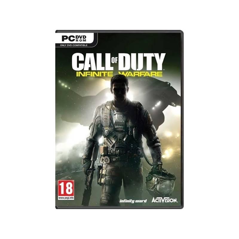 Hra Activision PC Call of Duty: Infinite Warfare (92169787) + Doprava zadarmo