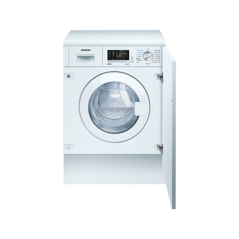 Automatická pračka se sušičkou Siemens WK14D541EU bílá