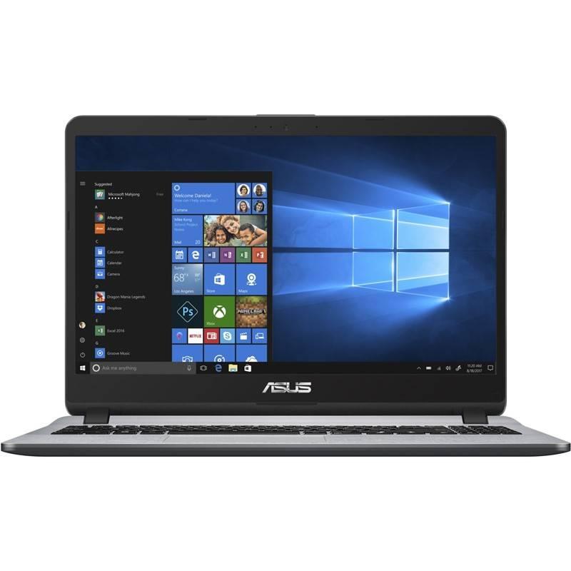 Notebook Asus X507UF-EJ255T (X507UF-EJ255T) šedá barva