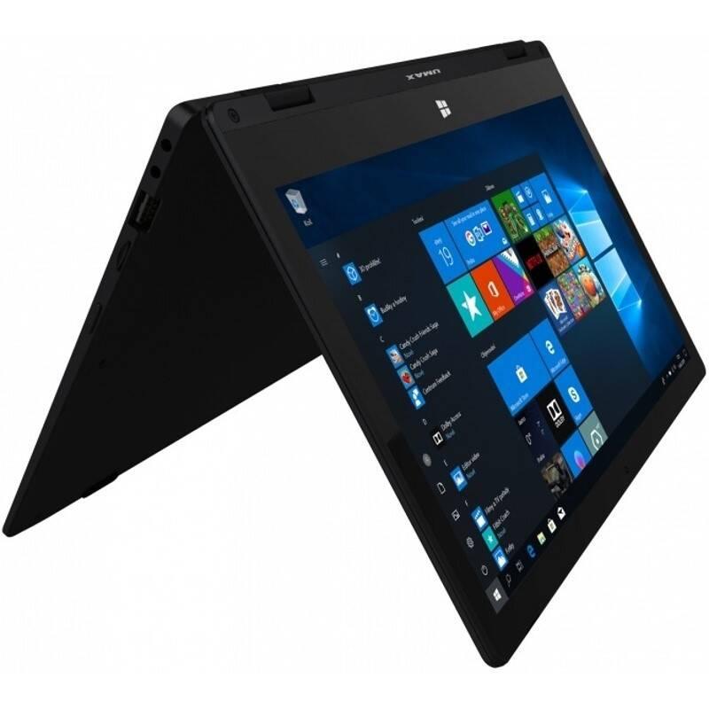 Notebook Umax VisionBook 12Wa Flex (UMM220V12) černý