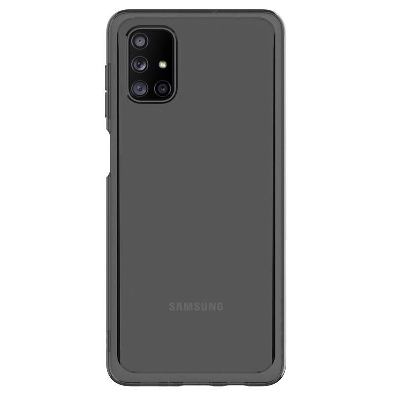 Kryt na mobil Samsung Galaxy M51 (GP-FPM515KDABW) čierny