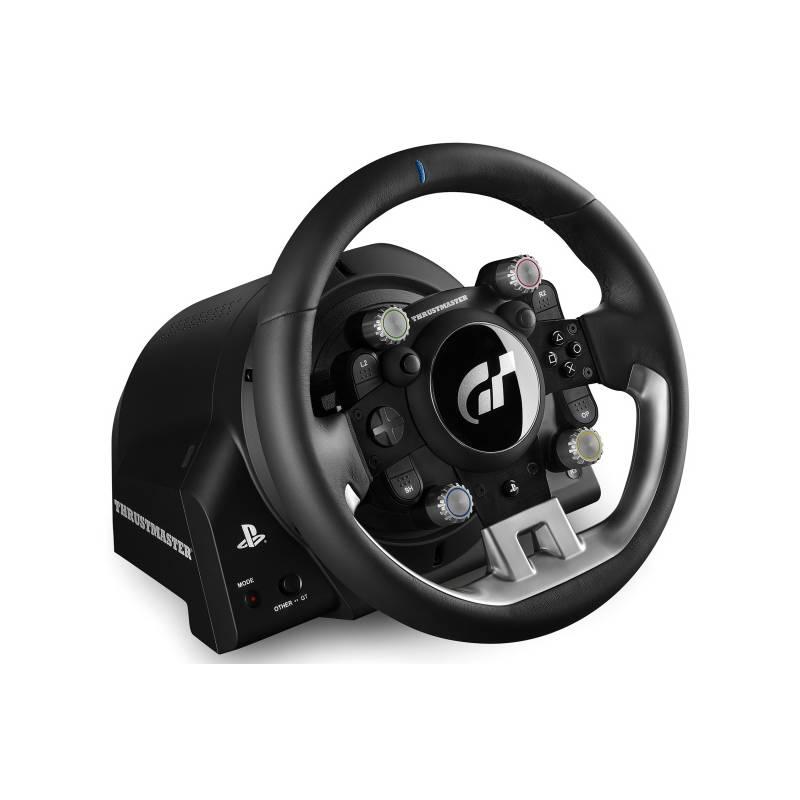 Volant Thrustmaster T-GT pro PS4 a PC + pedály (4160674) čierny + Doprava zadarmo