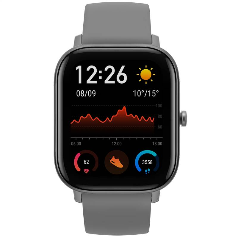 Inteligentné hodinky Xiaomi Amazfit GTS (A1914-LG) sivé