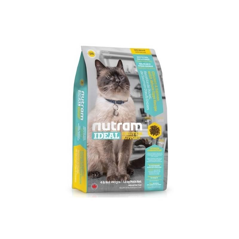 Granule NUTRAM Ideal Sensitive Cat 6,8 kg