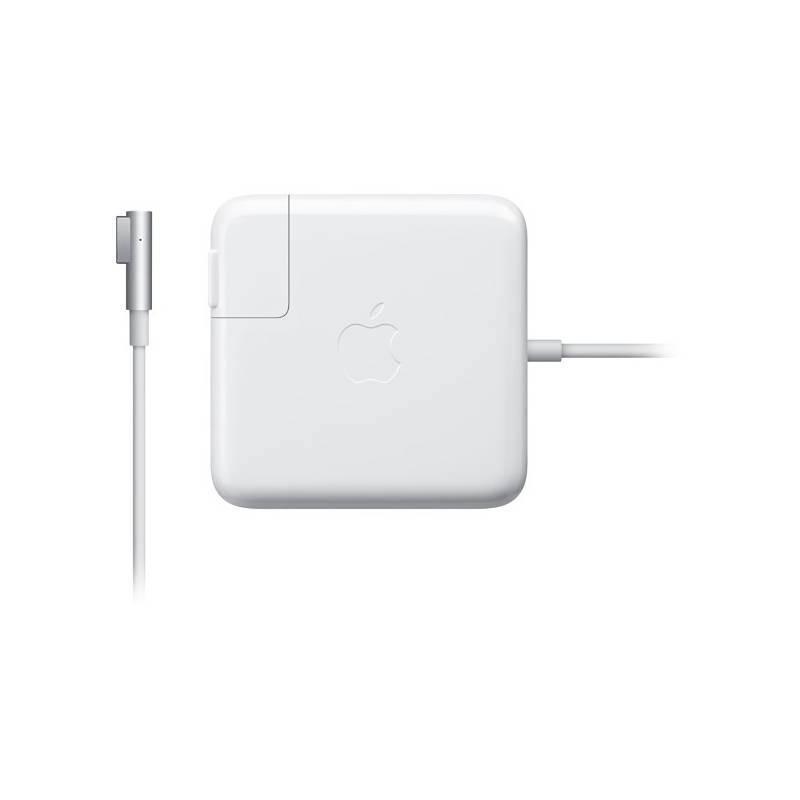 """Sieťový adaptér Apple MagSafe Power - 60W, pre MacBook Pro 13"""" (MC461Z/A) biely"""