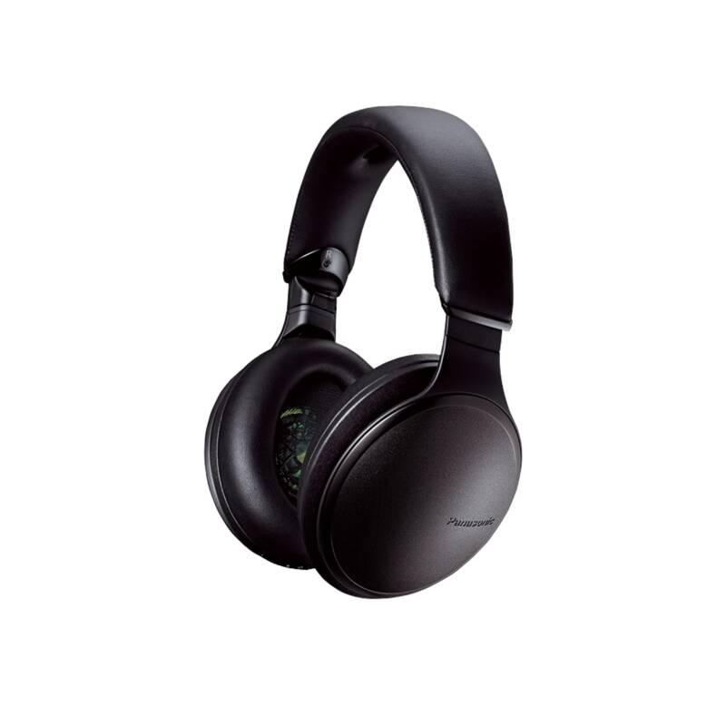 Sluchátka Panasonic RP-HD605NE-K (RP-HD605NE-K) černá