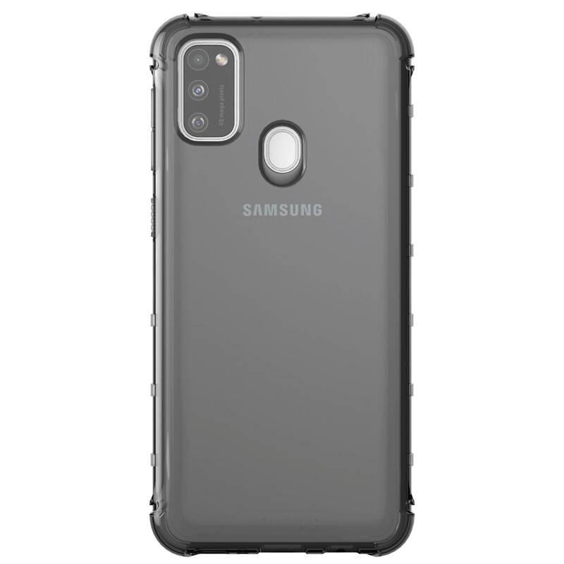 Kryt na mobil Samsung Galaxy M21 (GP-FPM215KDABW) čierny