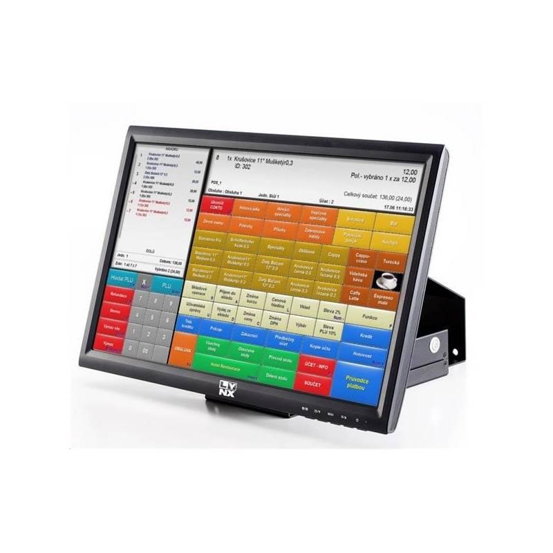 """Pokladničný systém Lynx 15"""" s Conto Standard Windows10 + zdarma instalace HW u zákazníka (309019) + Doprava zadarmo"""