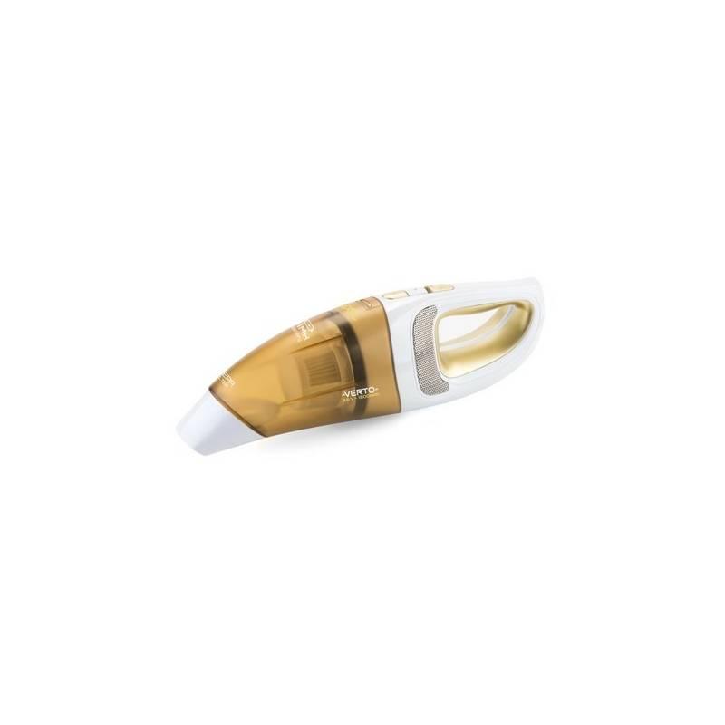 Vysávač akumulátorový ETA Verto II 1423 90000 biely/zlatý