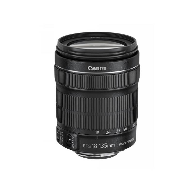 Objektív Canon EF-S 18-135mm f/3.5-5.6 IS STM (6097B005) + Doprava zadarmo