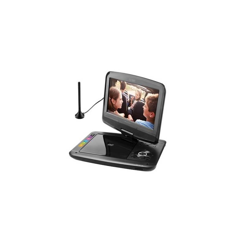 DVD prehrávač GoGEN PDX 923 SU DVB-T2 (H.265) čierny + Doprava zadarmo