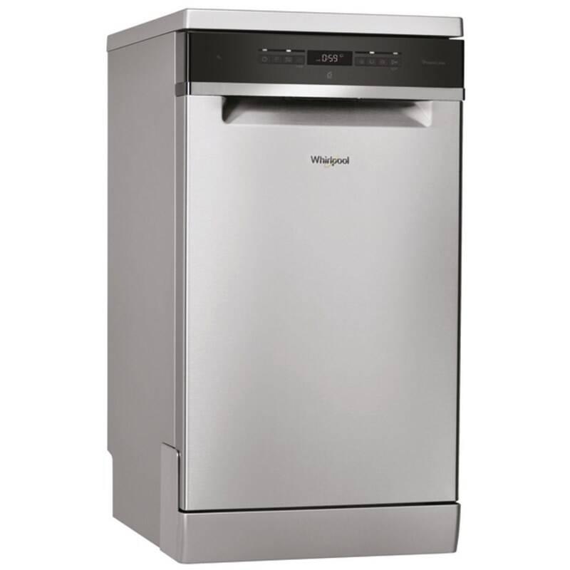 Umývačka riadu Whirlpool WSFO 3T125 6PC X nerez + Extra zľava 10 % | kód 10HOR2020 + Doprava zadarmo