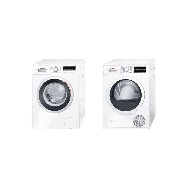 Set výrobků Bosch WAN28260CS + WTW87467CS