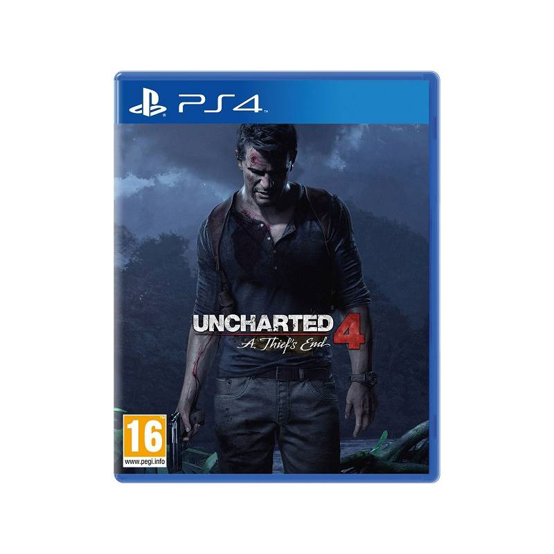 be6923794 Hra Sony PlayStation 4 Uncharted 4: A Thief's End (PS719418672) | HEJ.sk