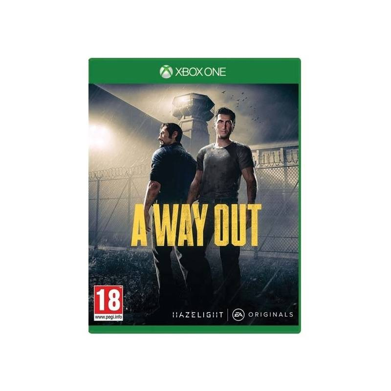 Hra EA Xbox One A Way Out (EAX303501)